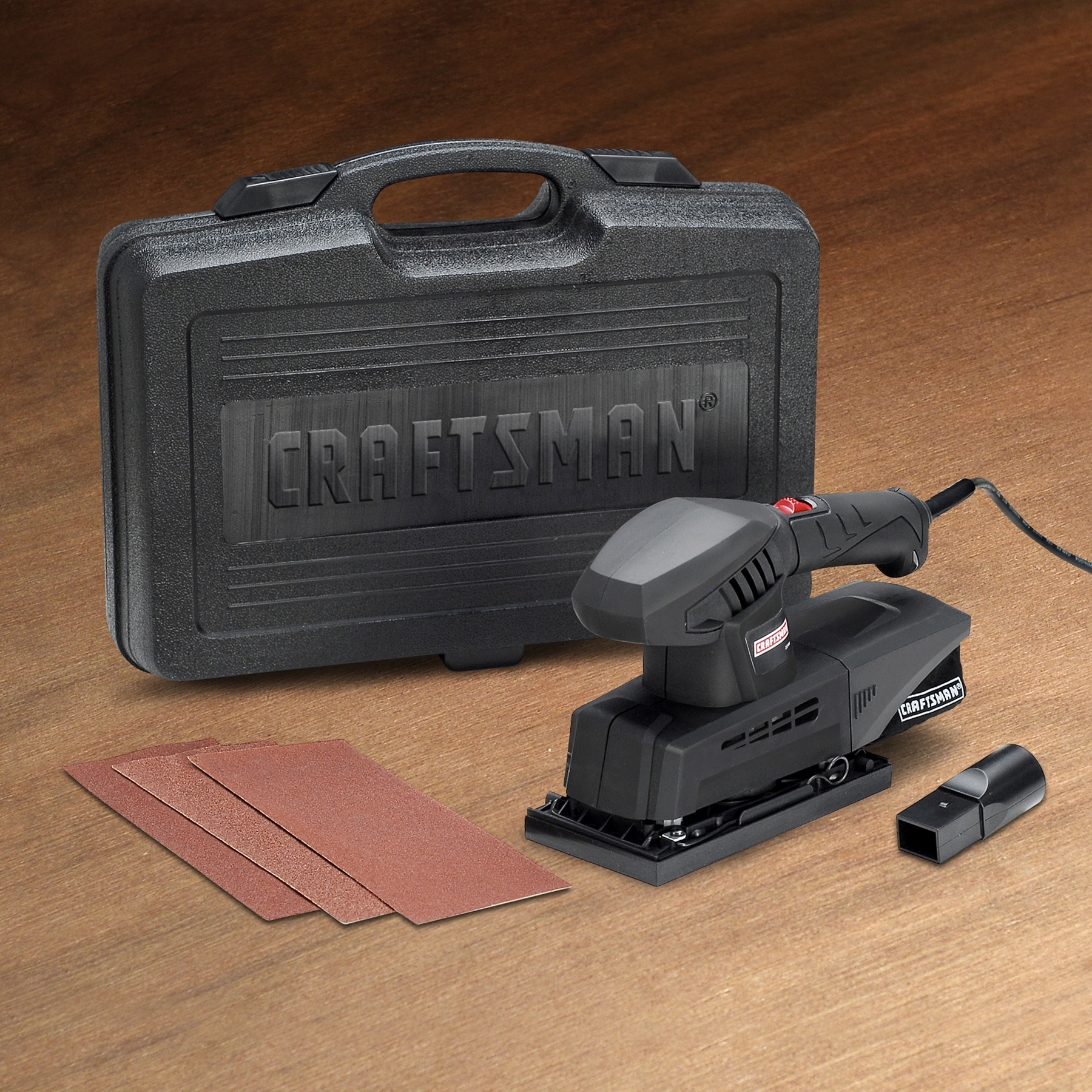Craftsman 1/3 Sheet Pad Sander