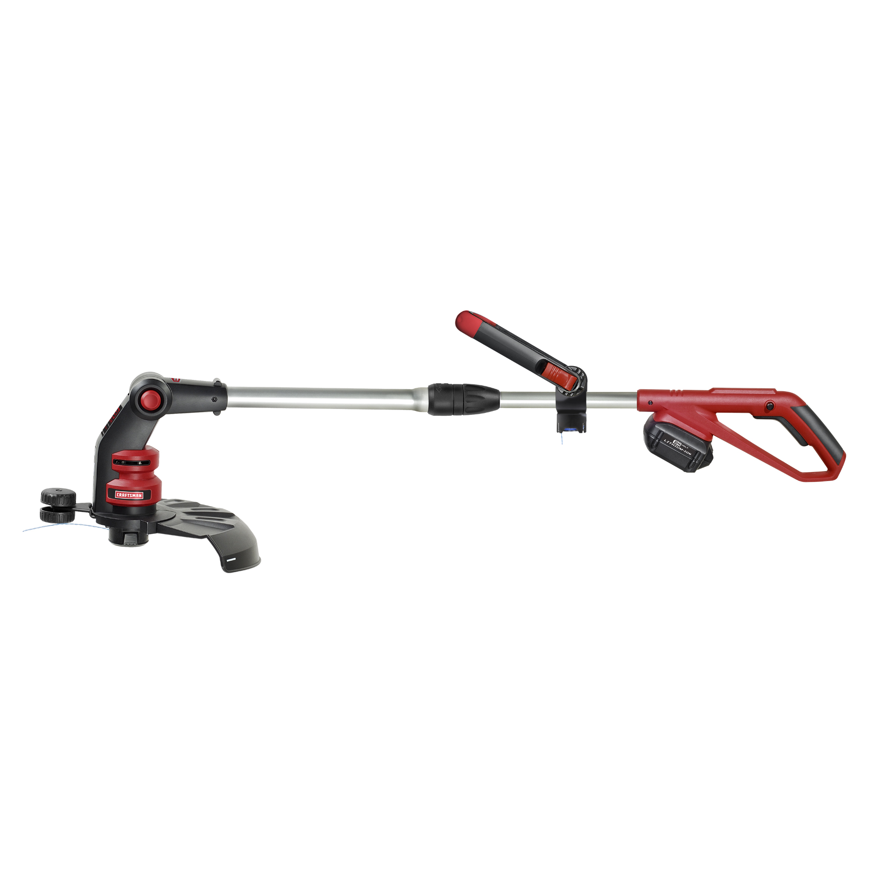 "Craftsman 13"" - 24 Volt Cordless Grass Trimmer/Edger - 74324"