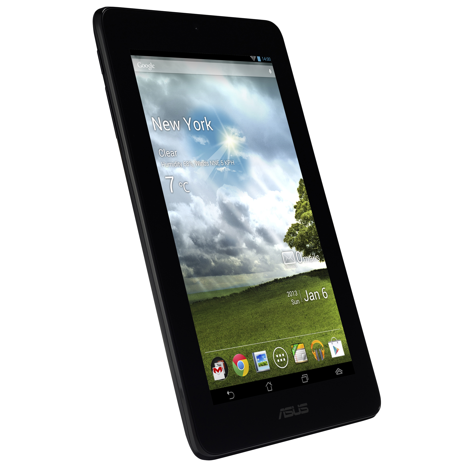 """Asus 7"""" 1GHz Tablet w/ Android 4.1 Jelly Bean - ME172V-A1-GR"""