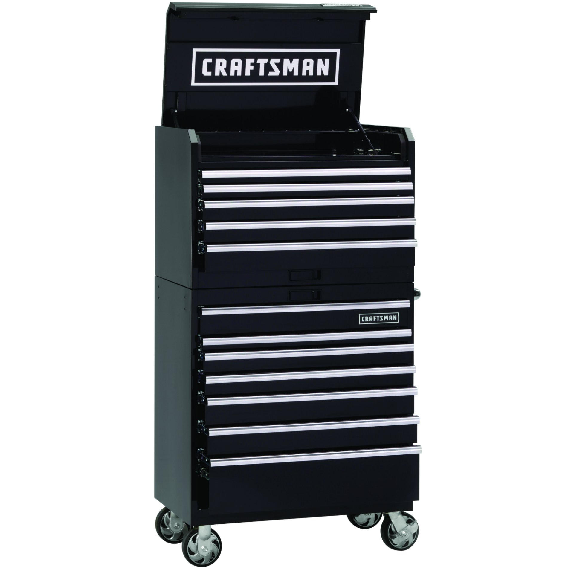 "Craftsman 36"" Wide 5-Drawer Industrial Grade Top Chest"