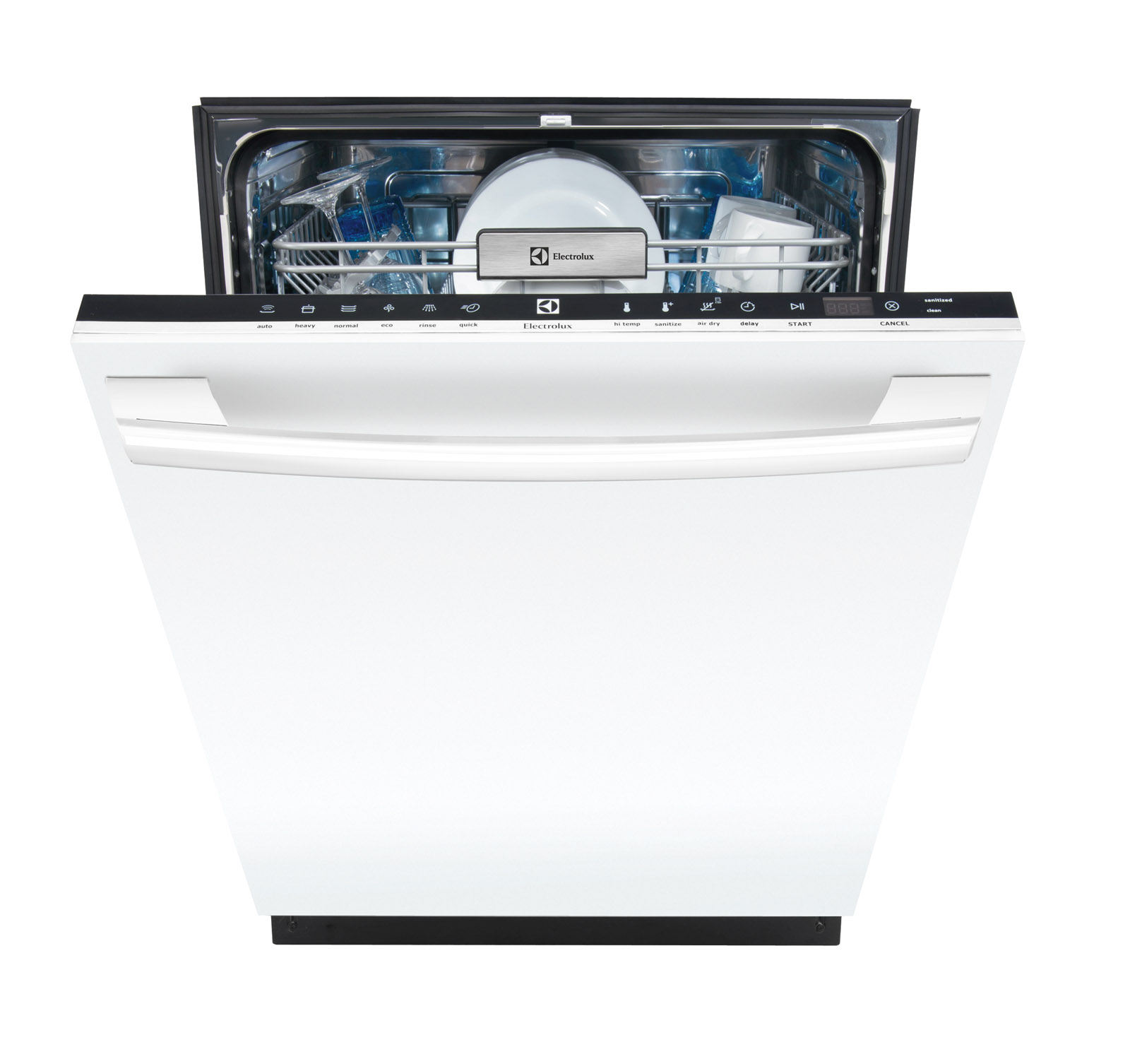 "Electrolux 24"" Built-In Dishwasher - White"