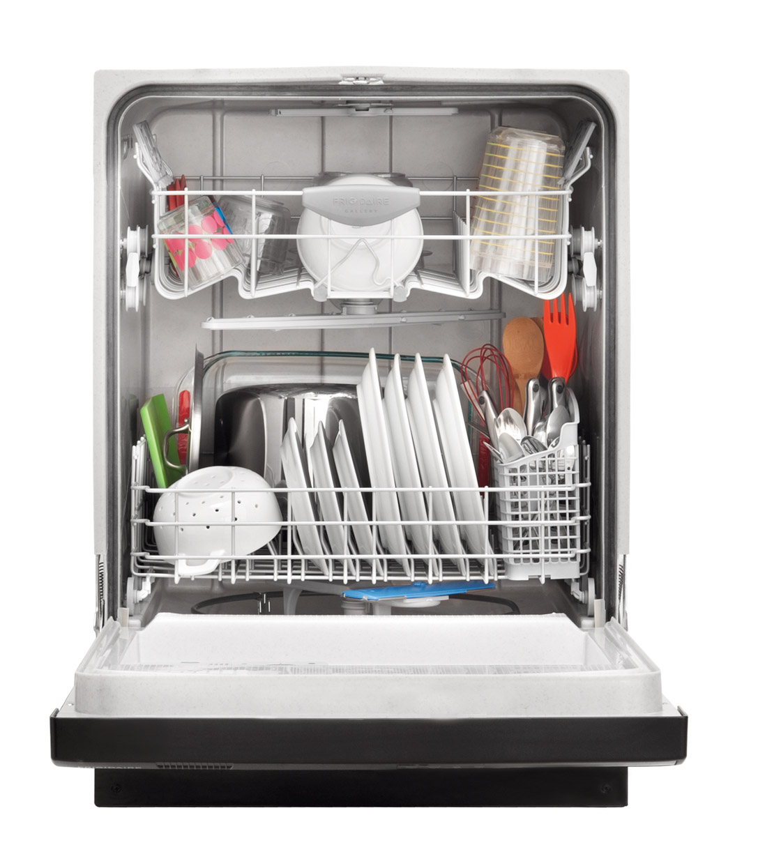 "Frigidaire Gallery Gallery 24"" Built-In Dishwasher w/ BladeSpray™ Wash System - Stainless Steel"