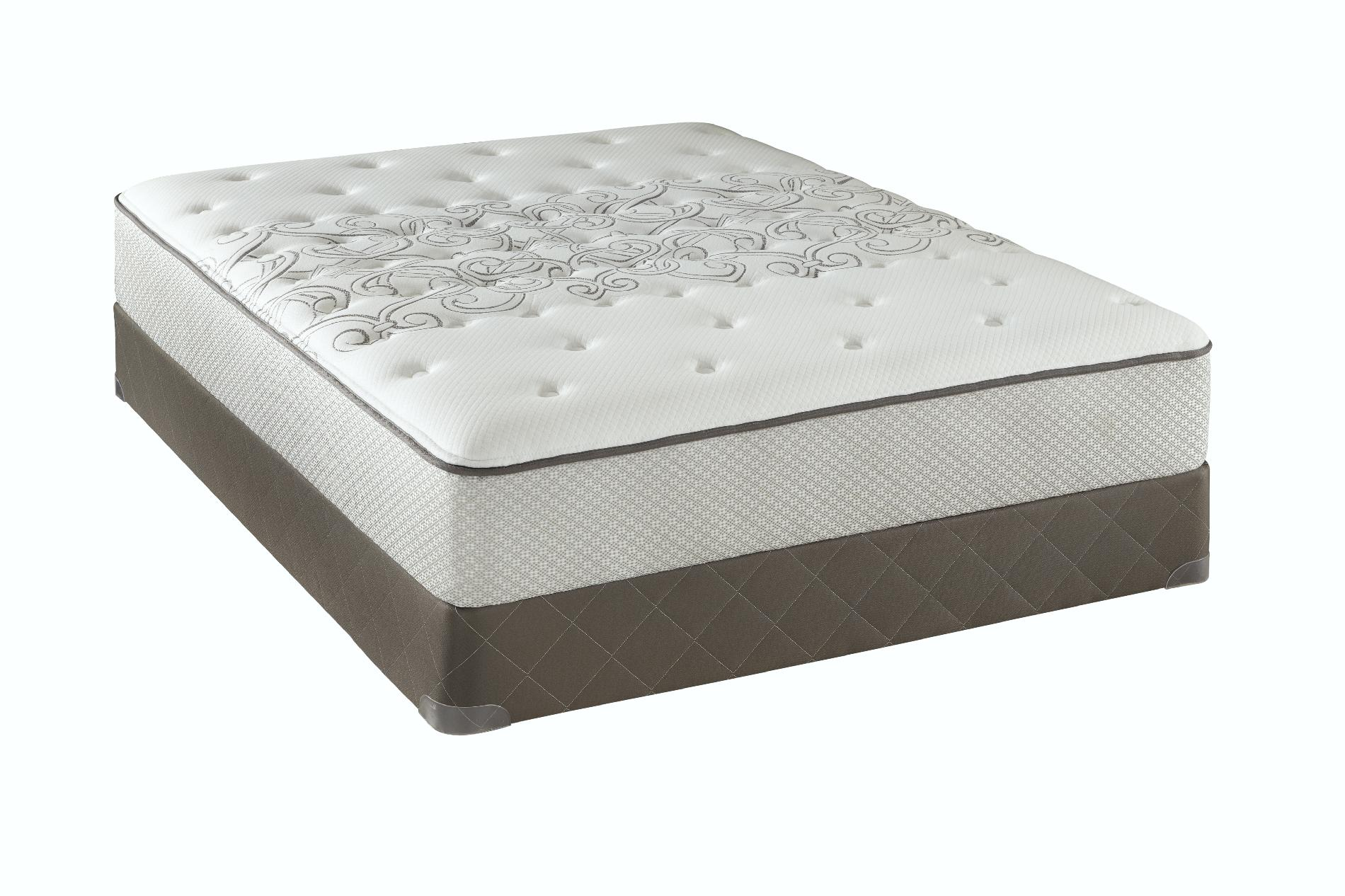 Sealy Posturepedic Cookshire Ti2, Plush, Queen Mattress Only