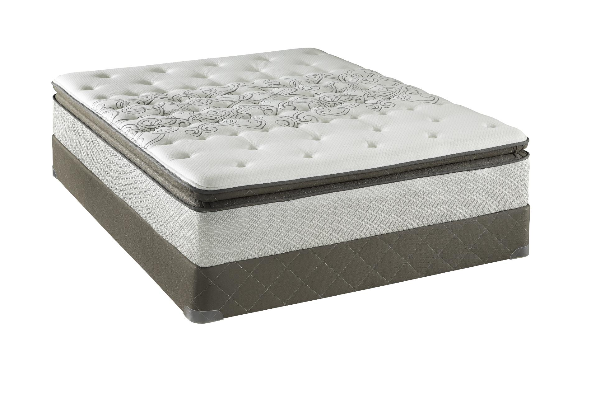 Sealy Posturepedic Cookshire Ti2, Plush Euro Pillowtop, King Mattress Only