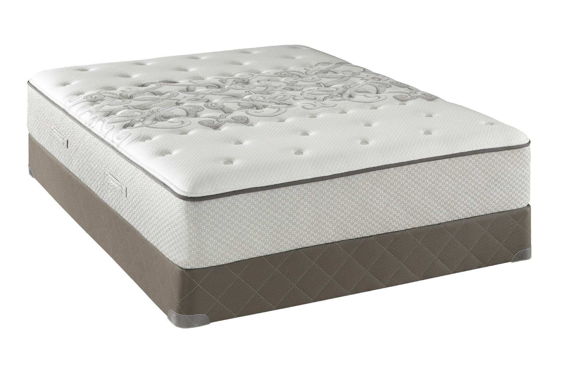 Sealy Posturepedic Fergus Falls Ti2, Plush, Queen Mattress Only