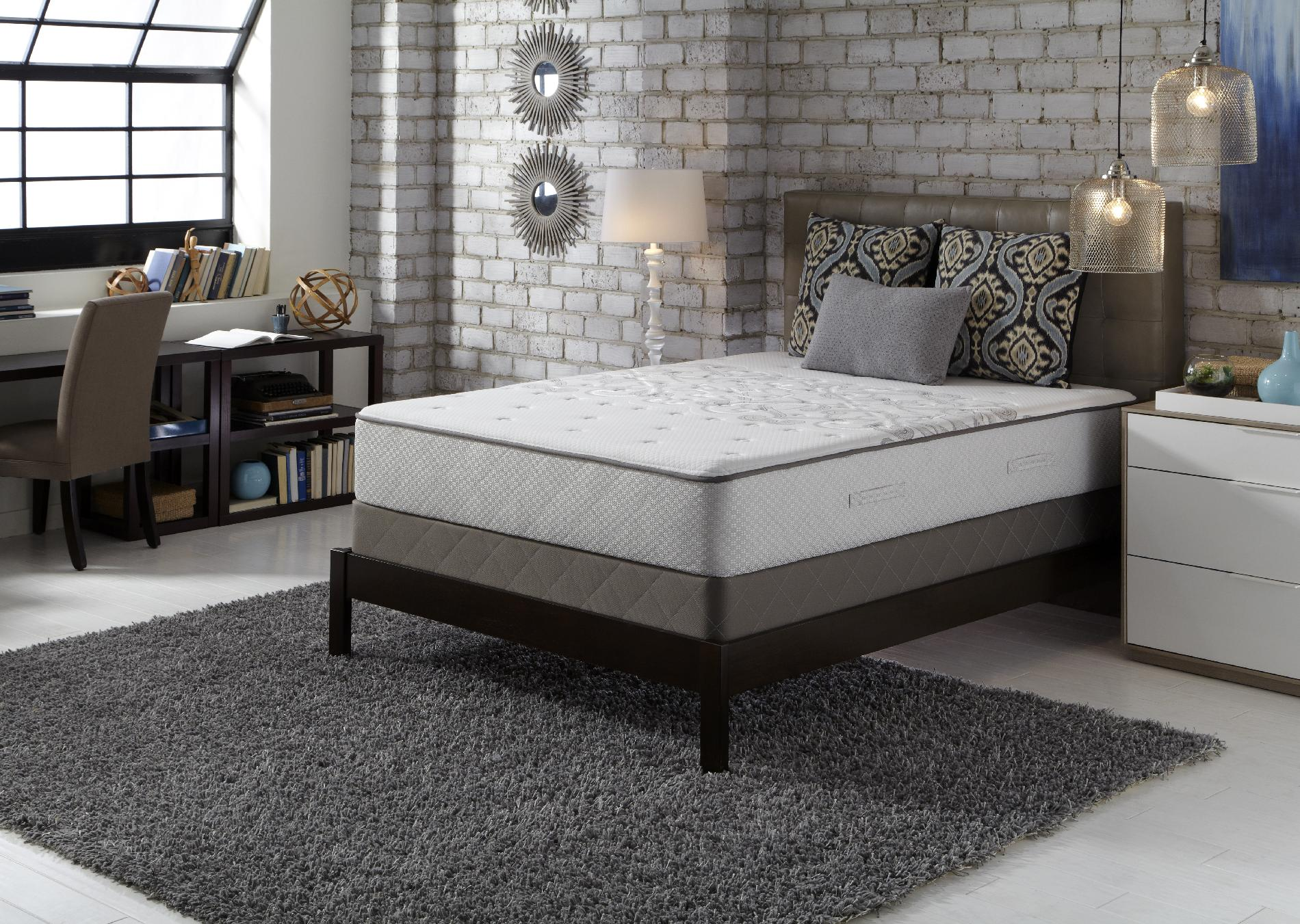 Sealy Posturepedic Fergus Falls Ti2, Ultra Firm, Queen Mattress Only