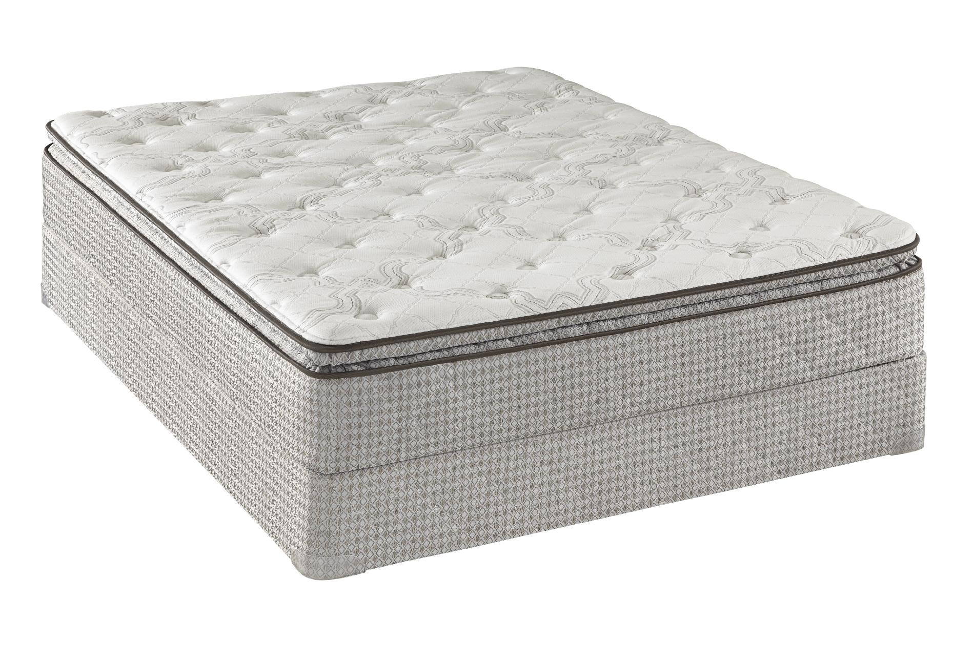 Sealy Tropica Select, Firm Euro Pillotop, Full Mattress Only