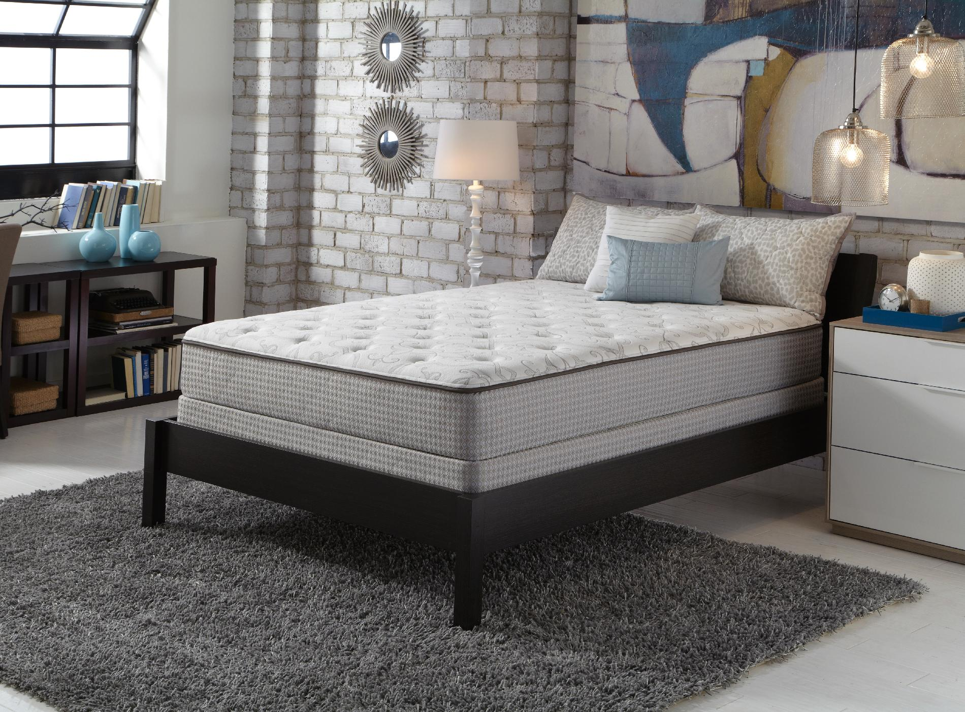 Sealy Hidden Harbour Select, Firm, Queen Mattress Only
