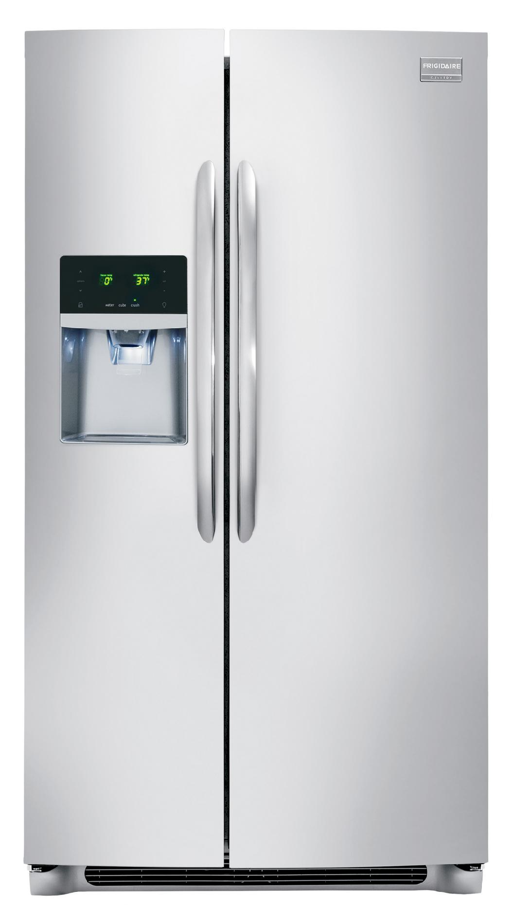 Frigidaire Gallery FGHC2331PF 22.1 cu. ft. Side-by-Side Refrigerator - Stainless Steel