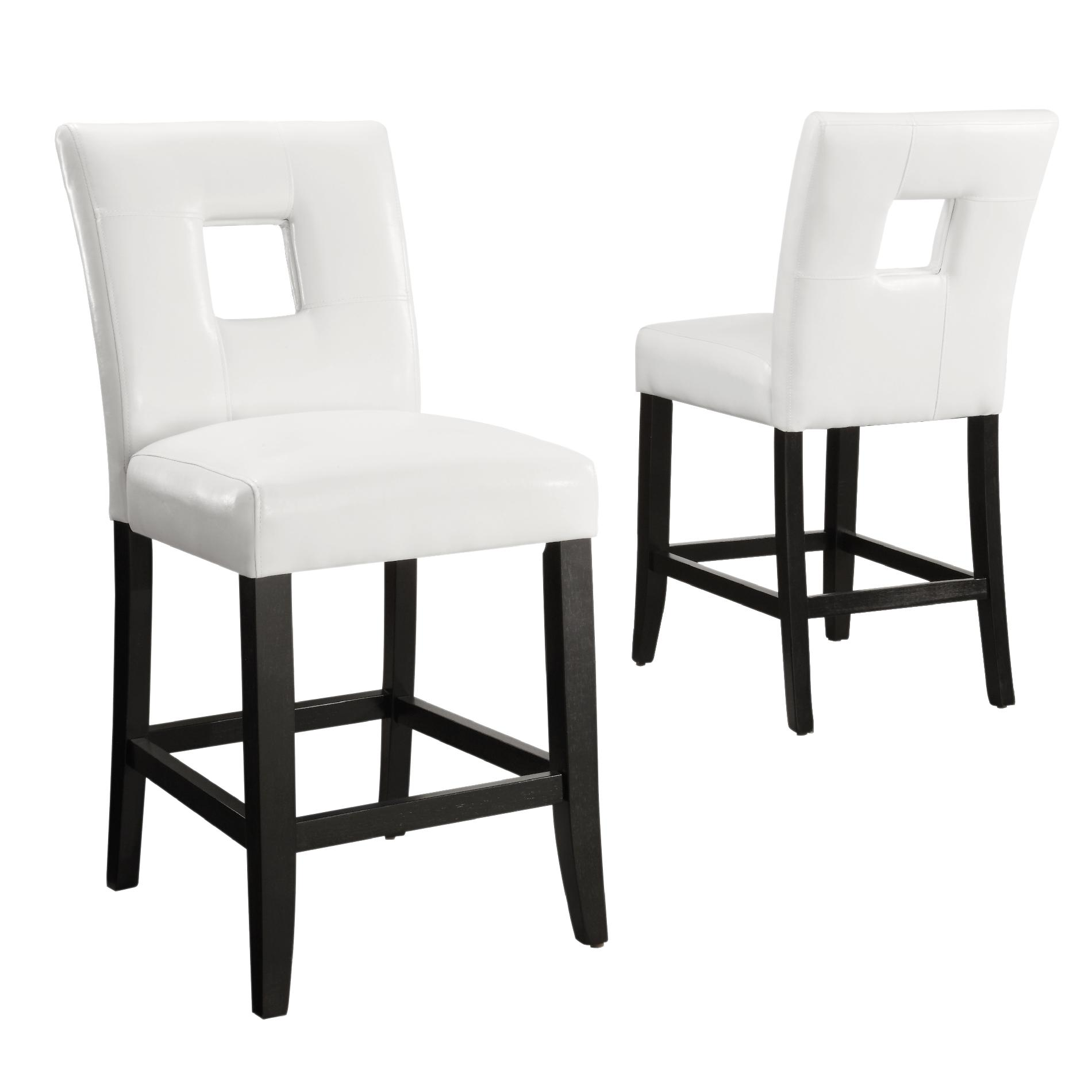Oxford Creek Pub Height Chairs (set of 2)