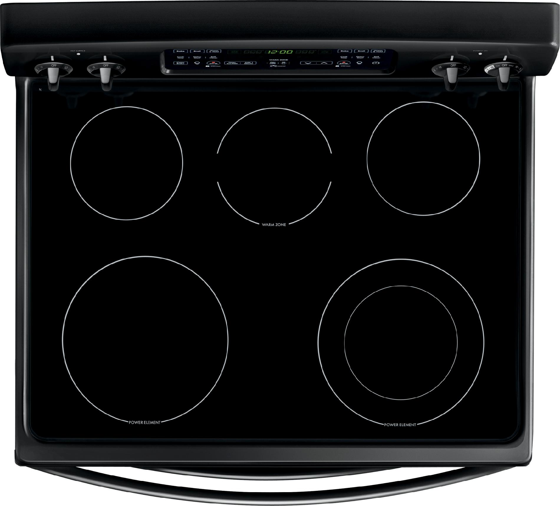 Kenmore 7.0 cu. ft. Double-Oven Electric Range w/ Convection - Black