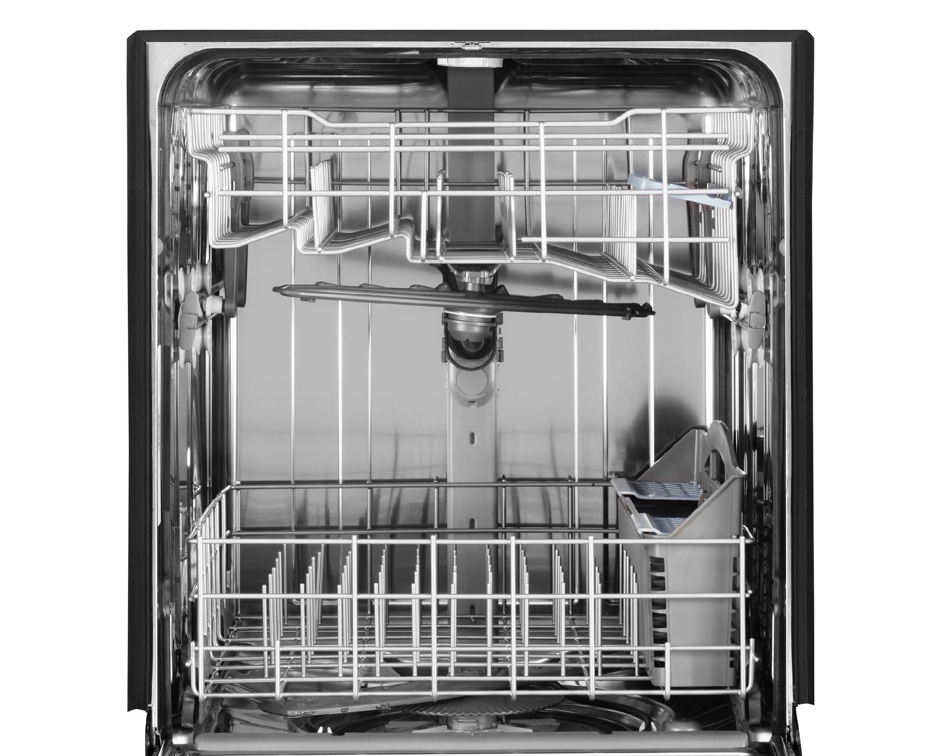 "Maytag 24"" Built-In Dishwasher w/ Steam Sanitize - White"