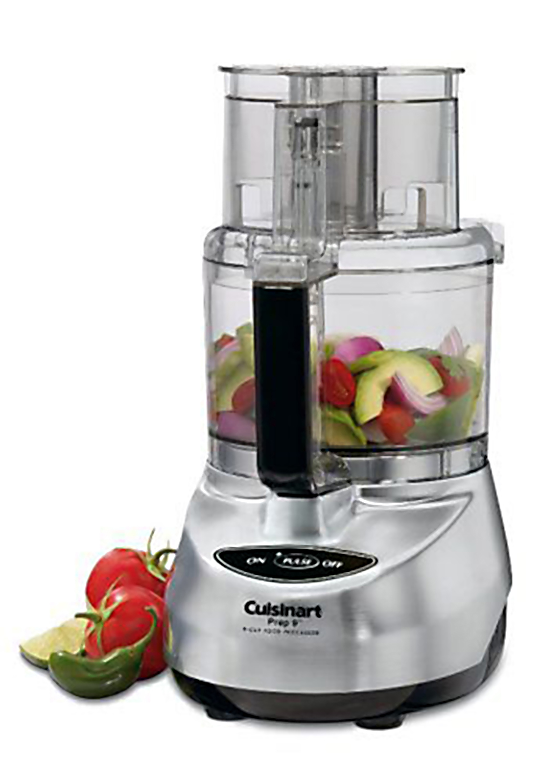 Cuisinart 9-Cup Prep Plus Food Processor