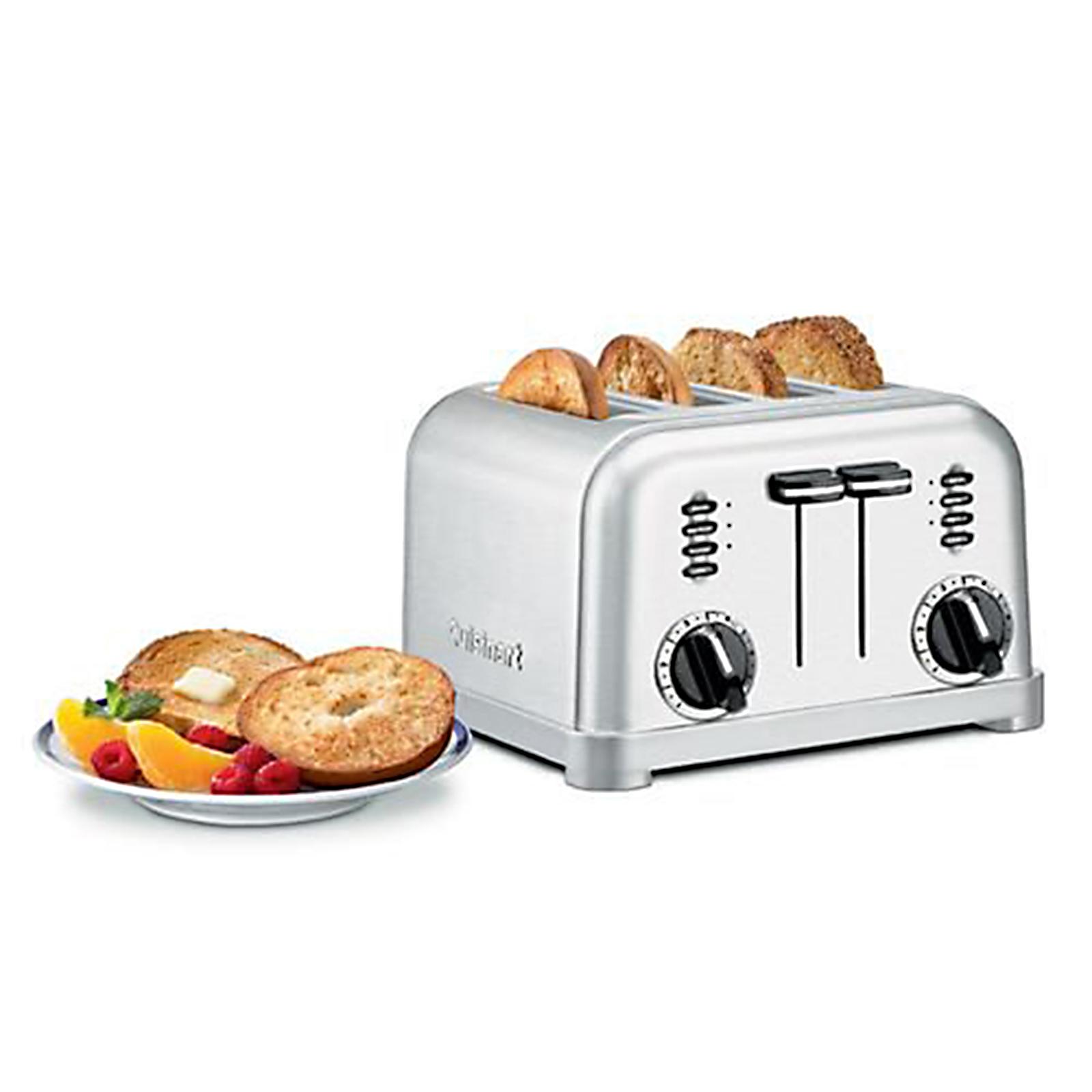 Cuisinart 2-Slice Toaster - Stainless Steel
