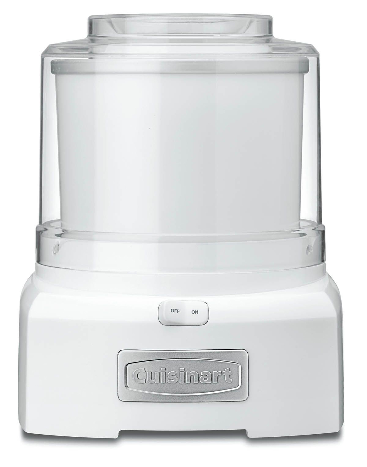 Cuisinart Frozen Yogurt  Ice Cream & Sorbet Maker
