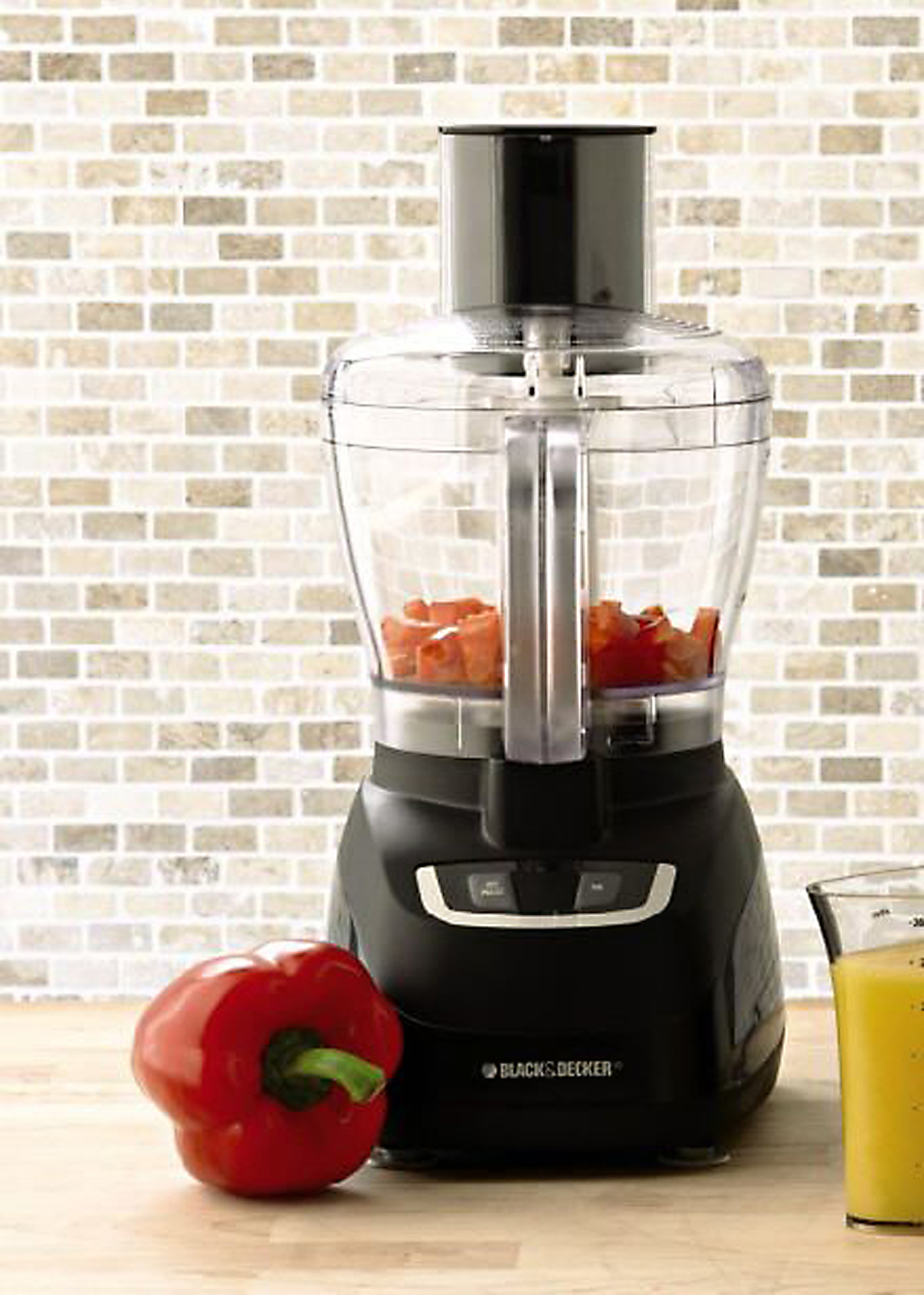 Black & Decker 8 Cup Food Processor
