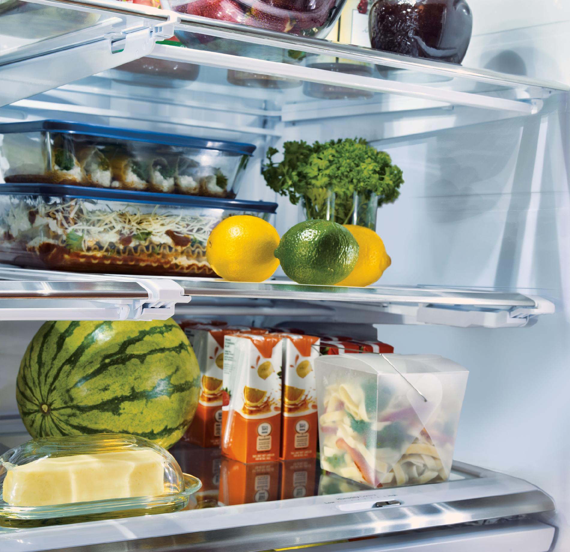 Samsung RF31FMEDBSR 29.7 cu. ft. 4-Door Refrigerator - Stainless Steel