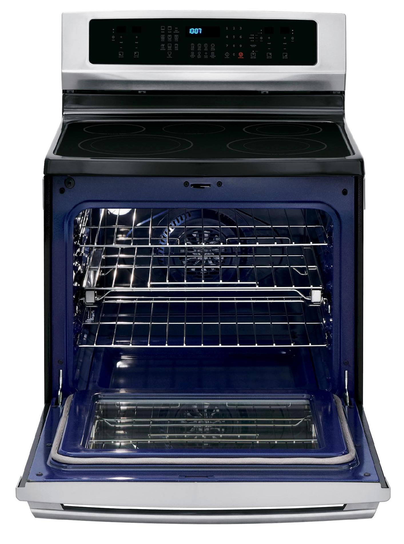 Electrolux EI30EF35JS 5.8 cu. ft. Electric Range w/ IQ-Touch™ Controls - Stainless Steel