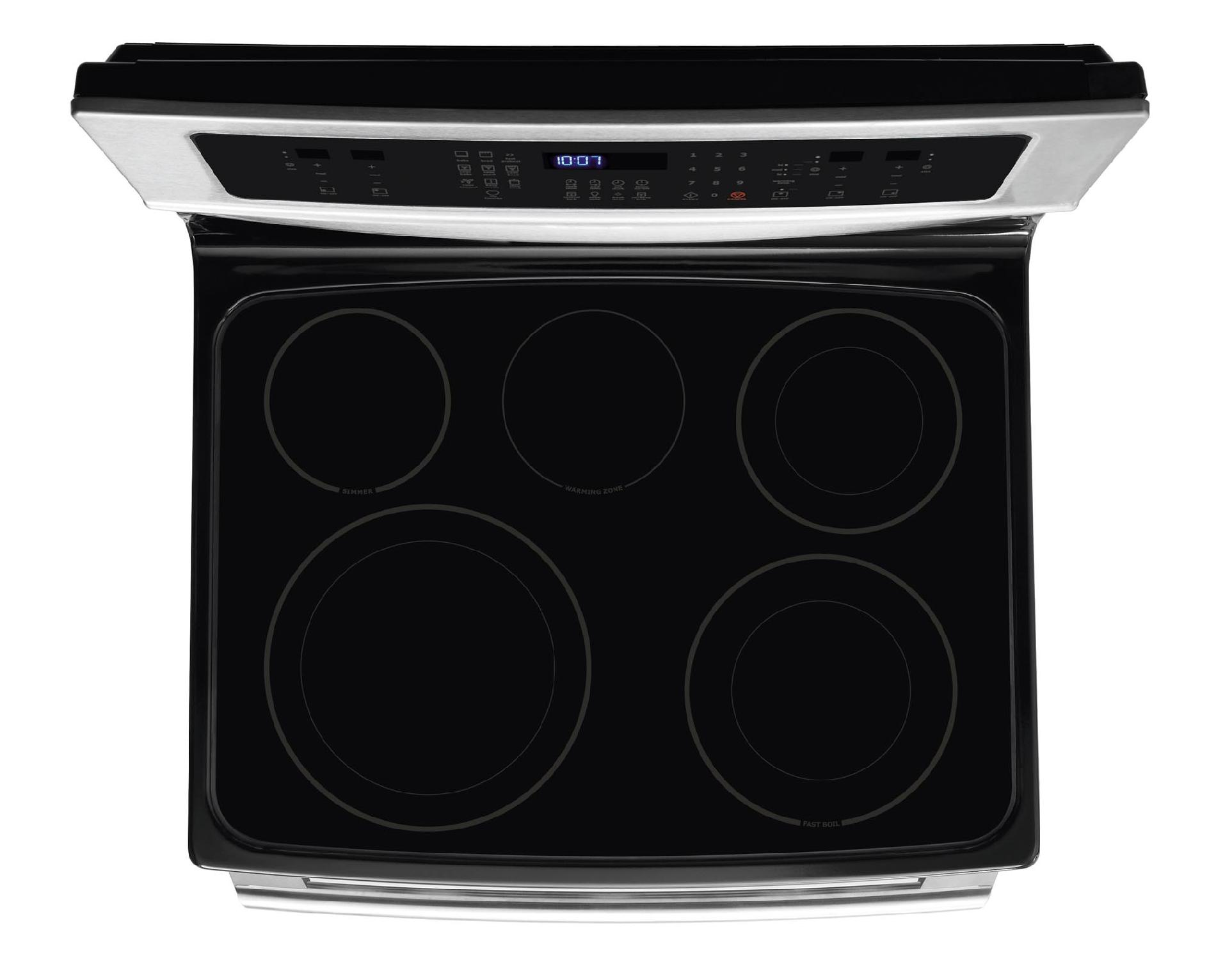 Electrolux 5.8 cu. ft. Electric Range w/ IQ-Touch™ Controls - Stainless Steel