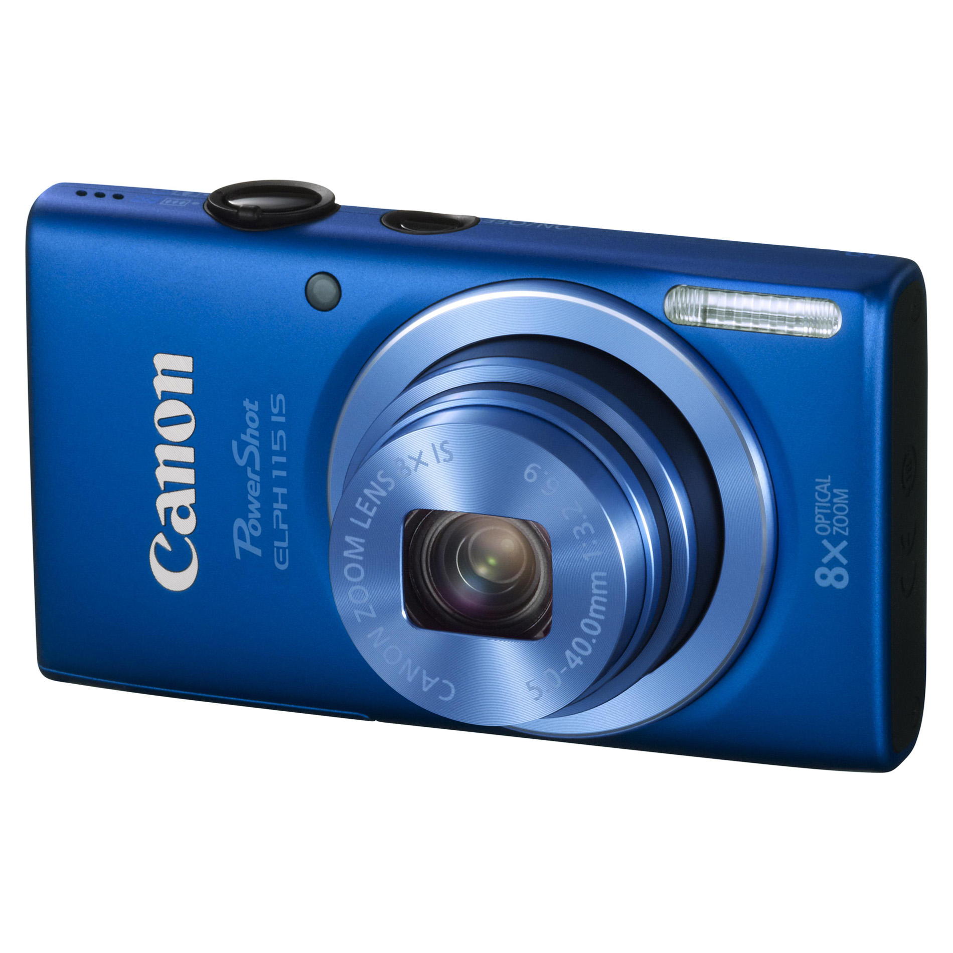 Canon PowerShot 16MP Digital Camera Bundle - ELPH 115