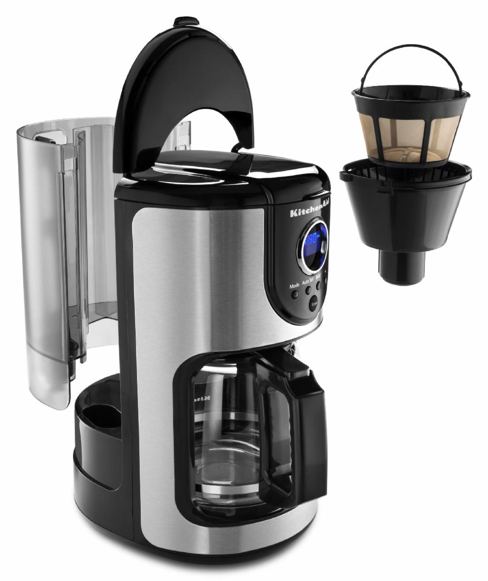 KitchenAid KCM111OB 12-Cup Coffeemaker