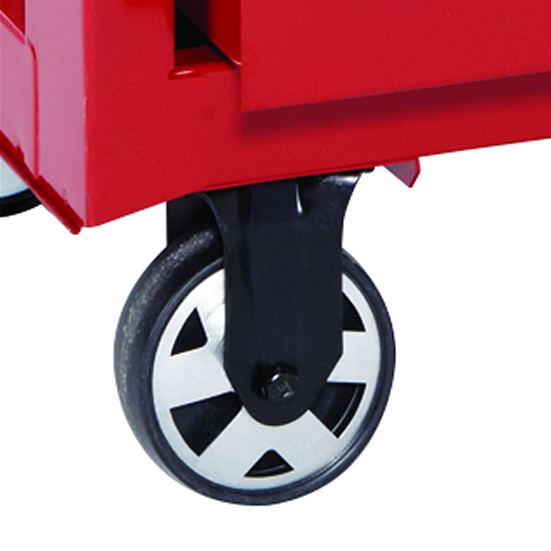 Craftsman 26 in. 4-Drawer Ball Bearing Griplatch Rolling Cabinet - Red