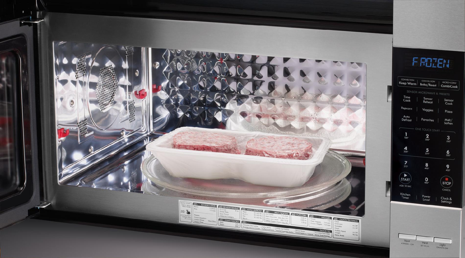 Kenmore Elite 1.8 cu ft Over-the-Range Microwave