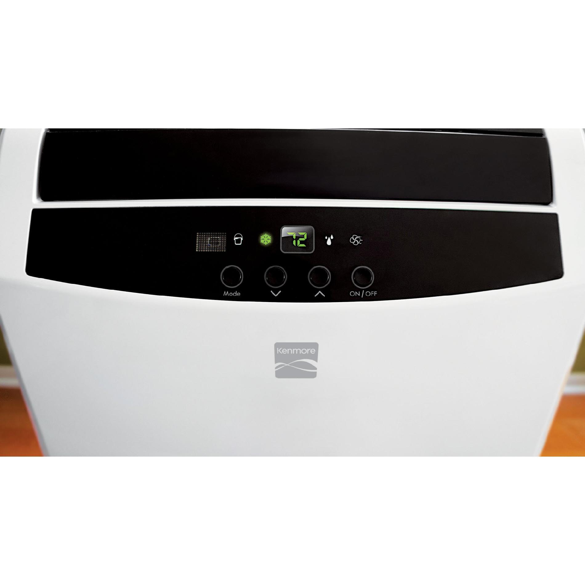 Kenmore Portable Air Conditioner 12,000 BTU