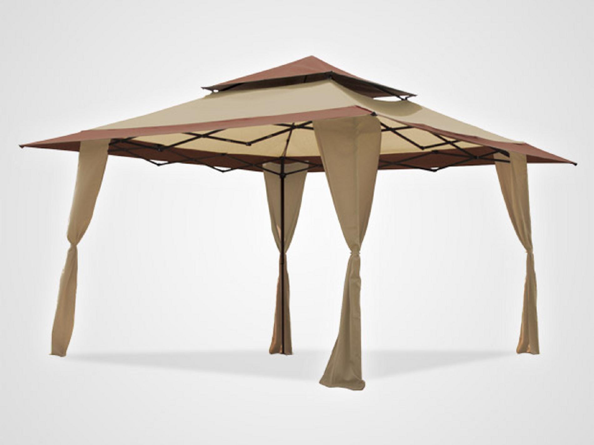 E-Z Up Pagoda Instant Shelter