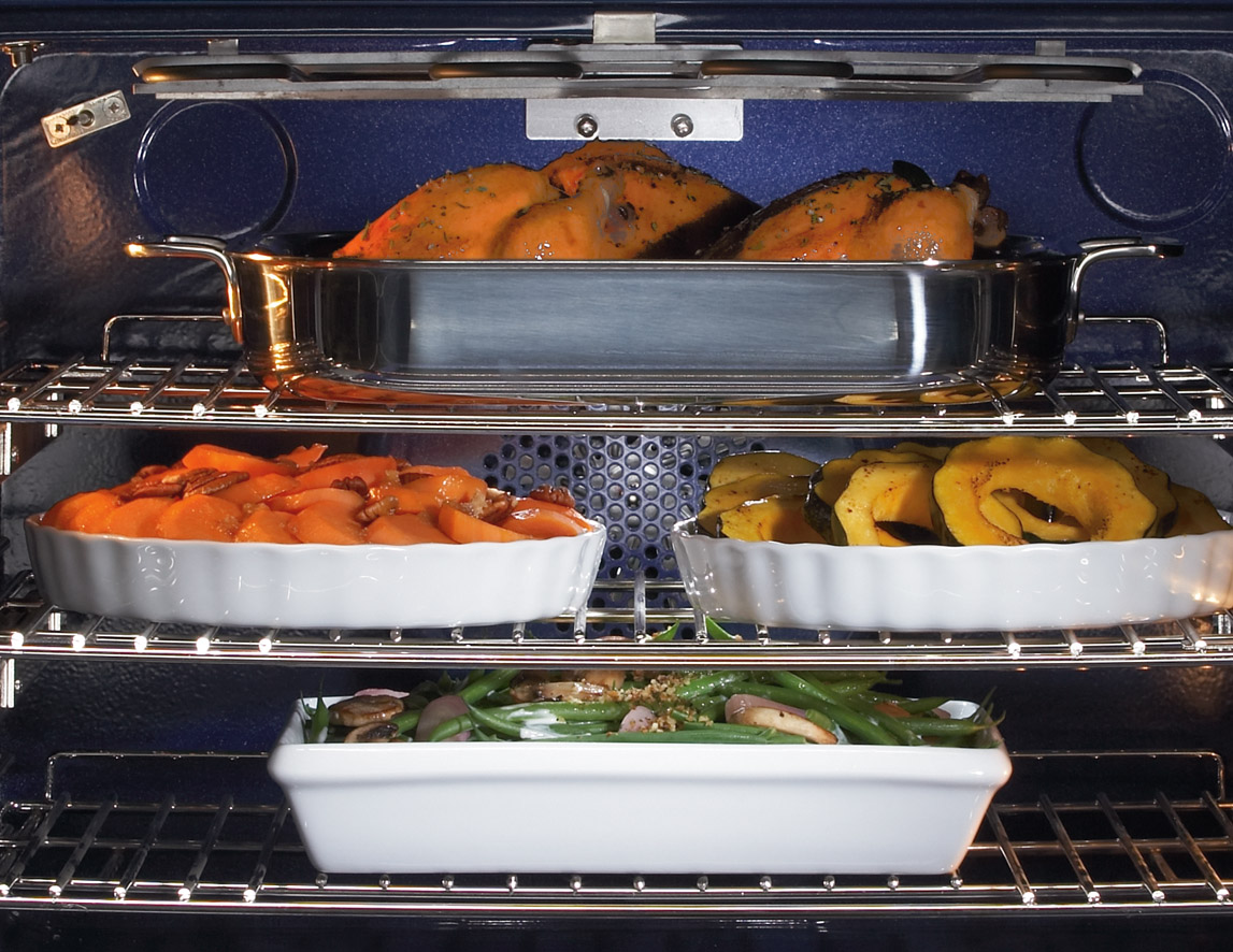 """Electrolux 30"""" Double Wall Oven - Stainless Steel"""