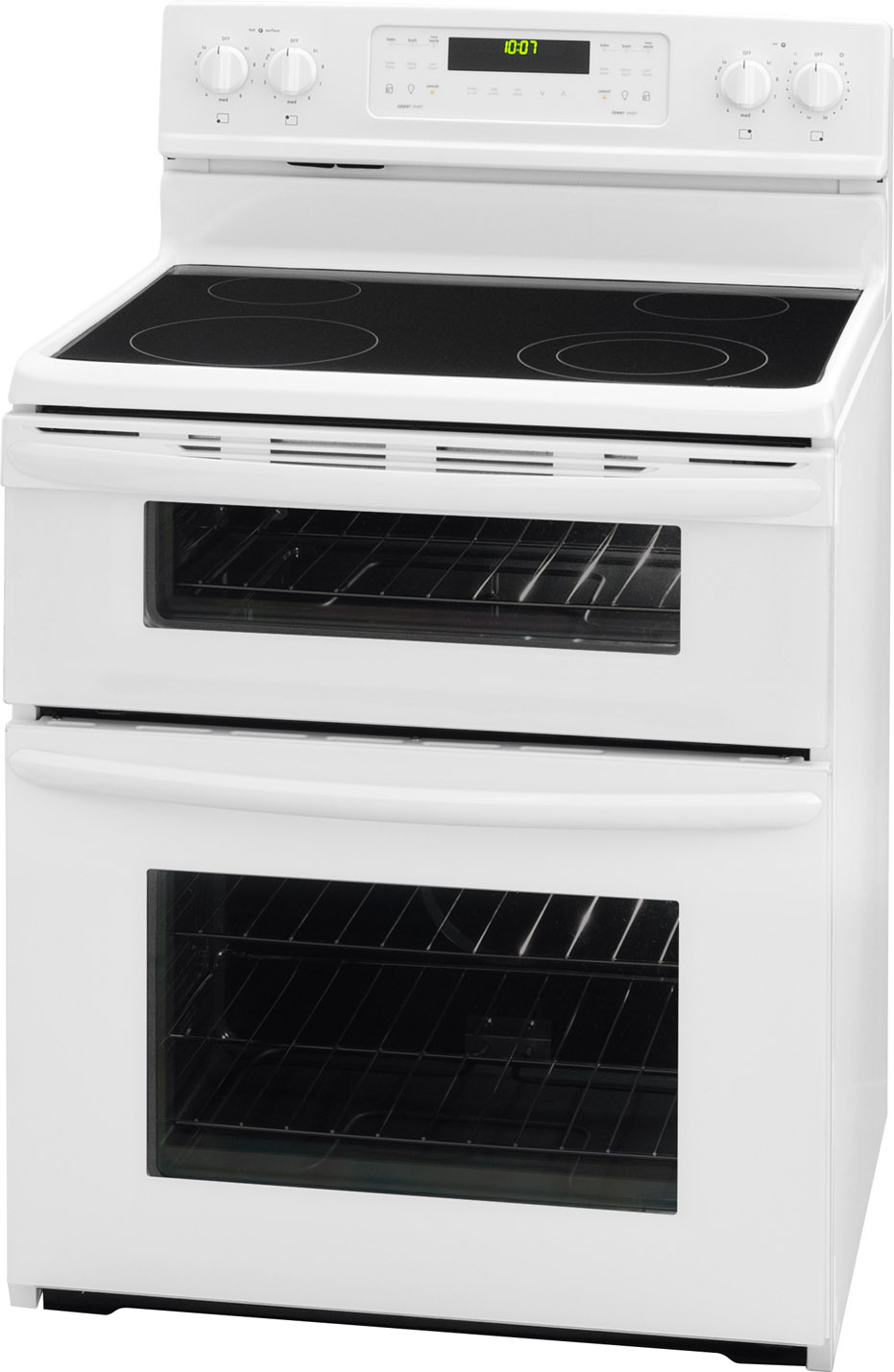 Frigidaire Gallery 6.64 cu. ft. Double-Oven Electric Range - White