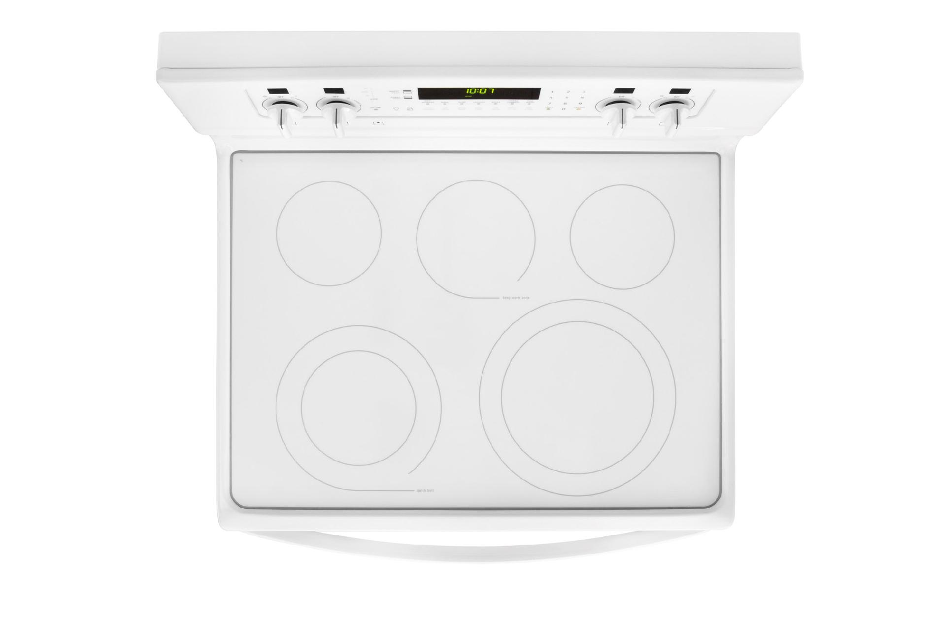 Frigidaire Gallery 7 cu. ft. Double-Oven Electric Range - White