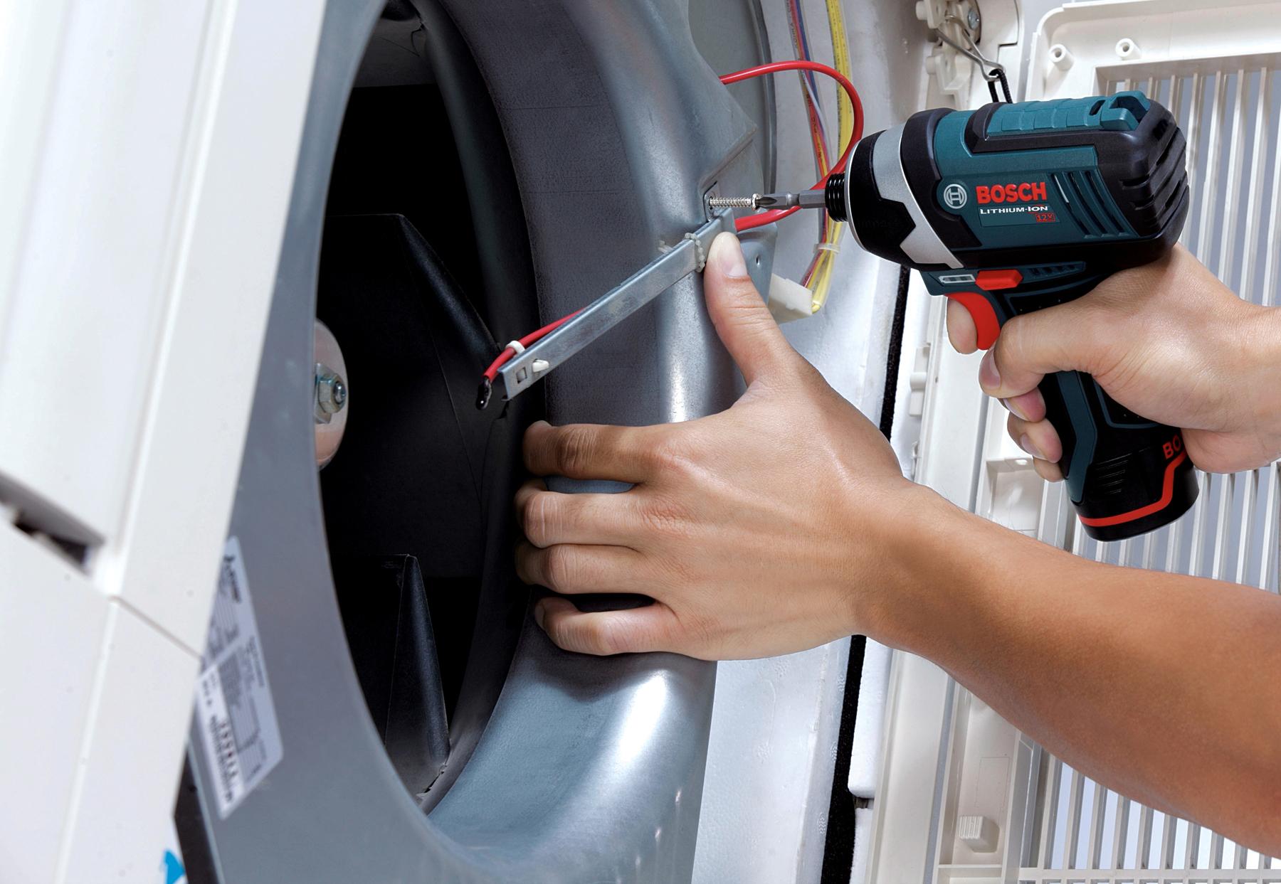 Bosch 12V Max Impact Driver