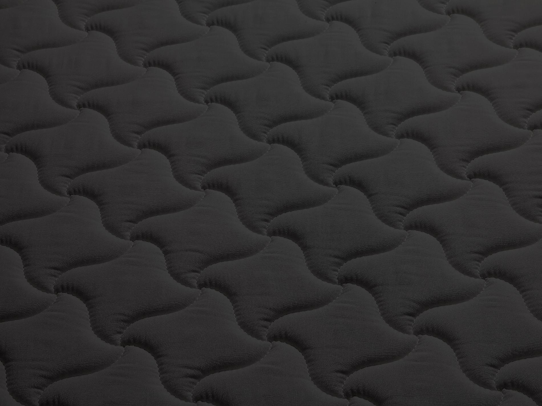 Signature Sleep by Dorel® 6in Coil Mattress Twin Black