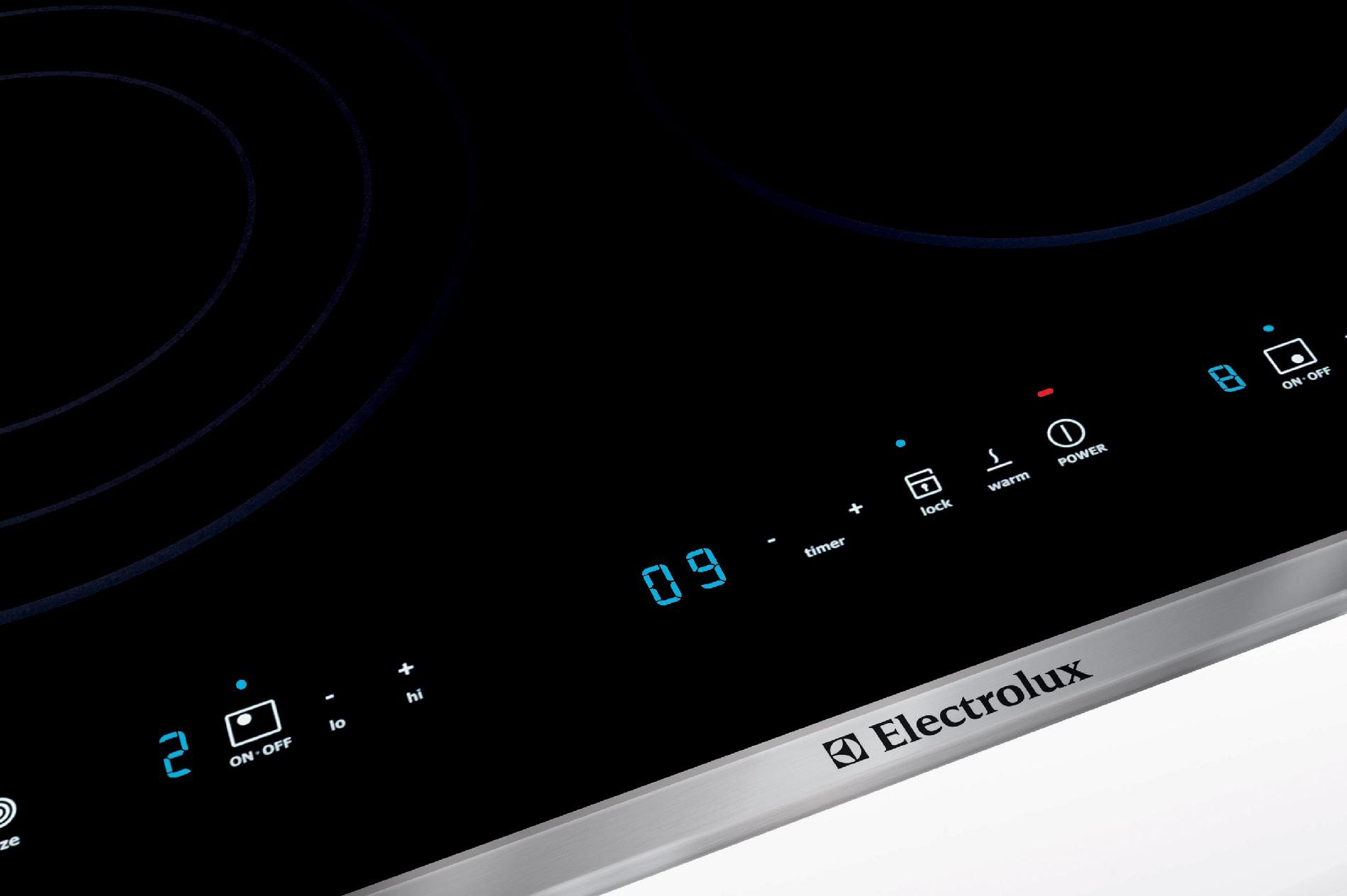 "Electrolux EI30EC45KS 30"" Electric Cooktop - Stainless Steel"