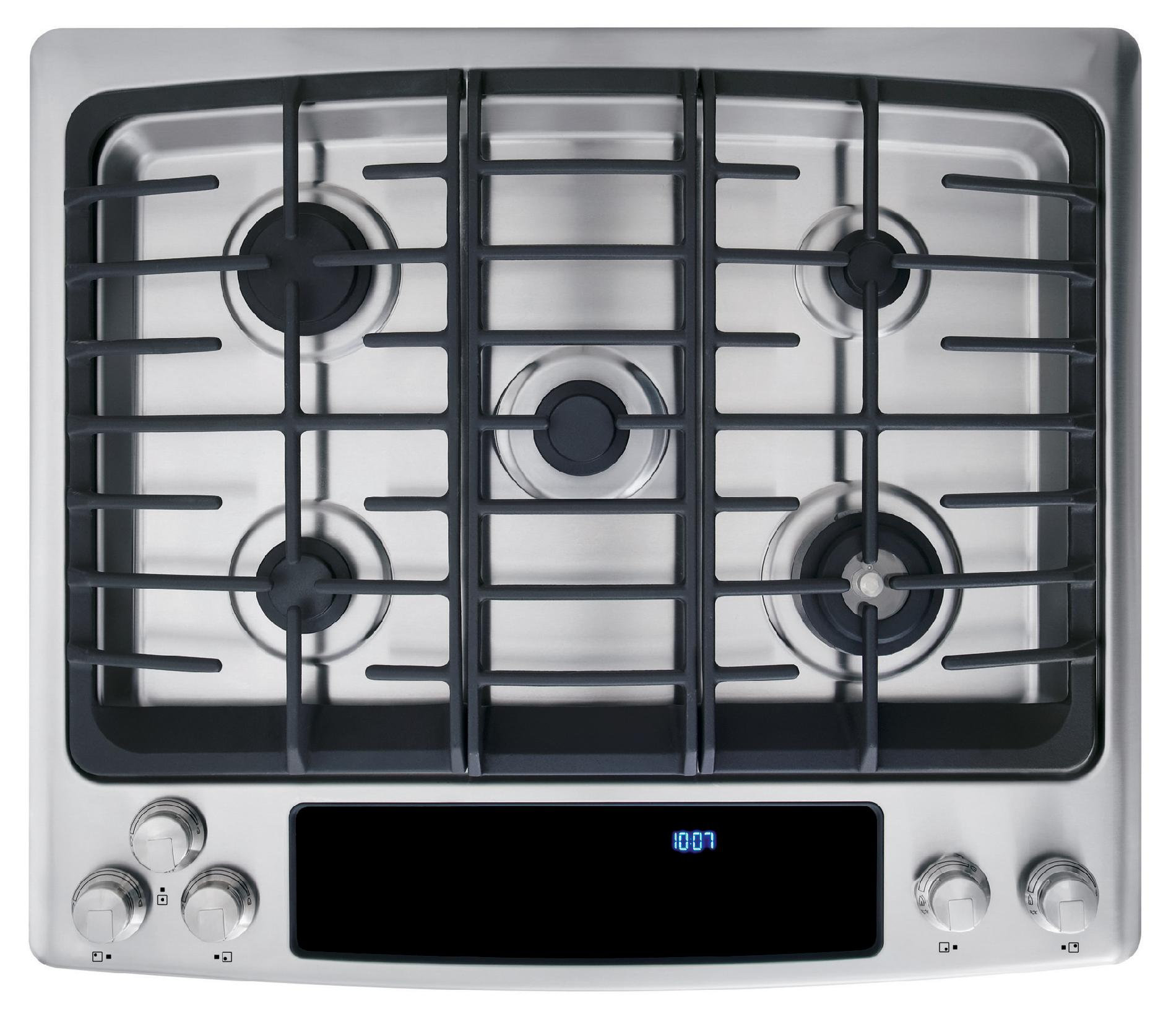 """Electrolux 30"""" Gas Slide-In Electric Range w/ Wave-Touch® Controls - Stainless Steel"""