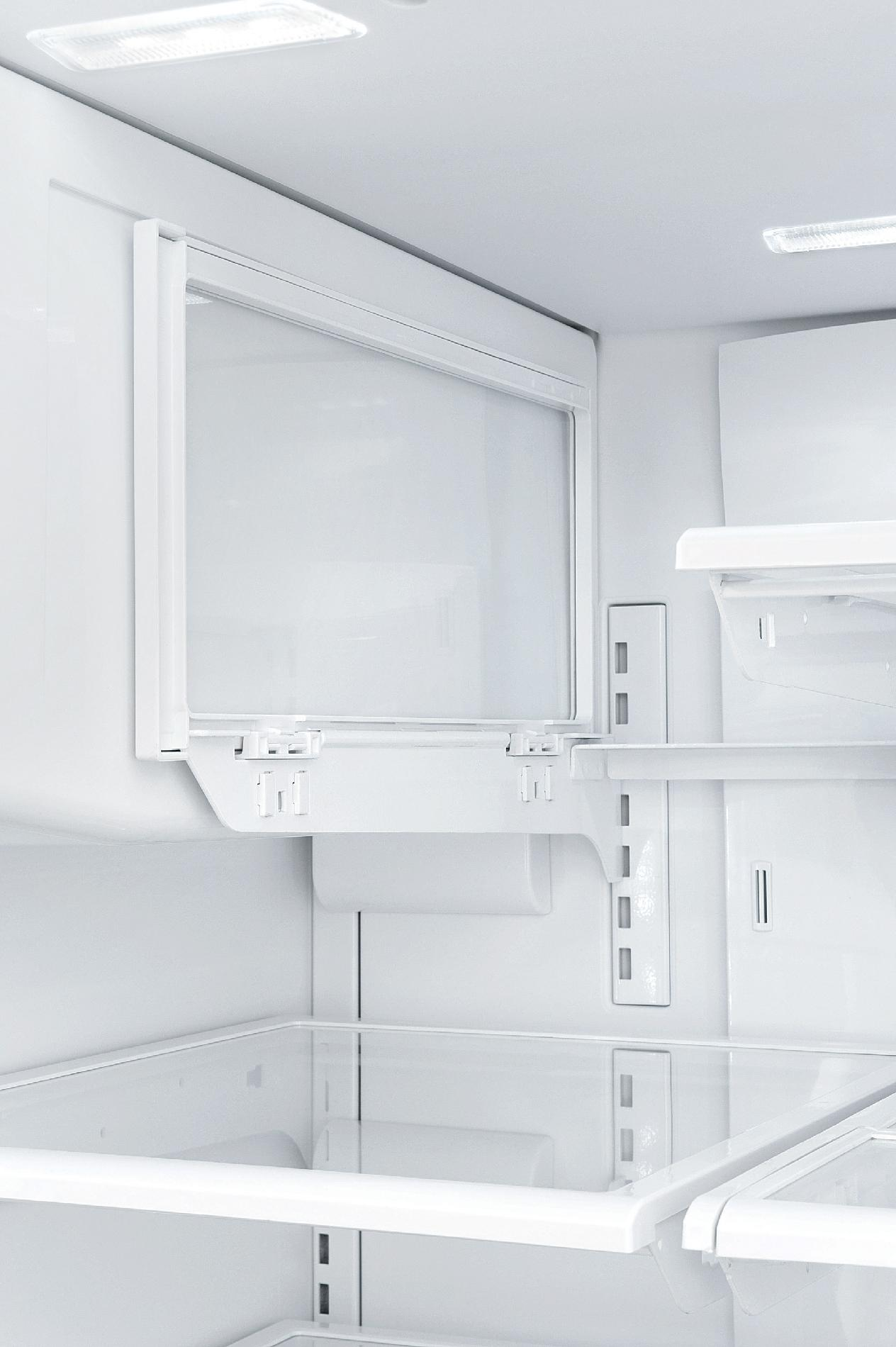 Frigidaire Professional 22.6 cu. ft. Counter-Depth French Door Refrigerator - Stainless Steel