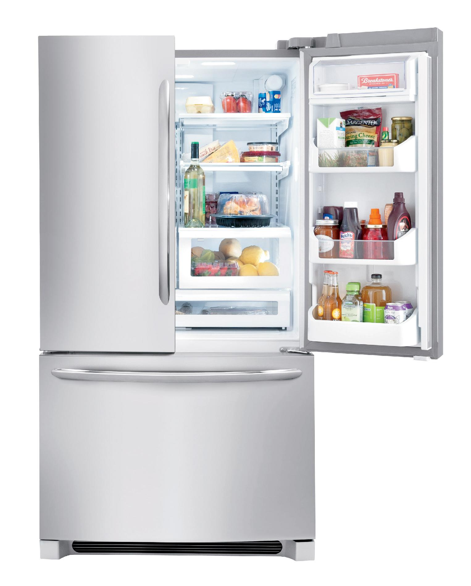 Frigidaire Gallery Gallery 27.8 cu. ft. French Door Refrigerator - Stainless Steel