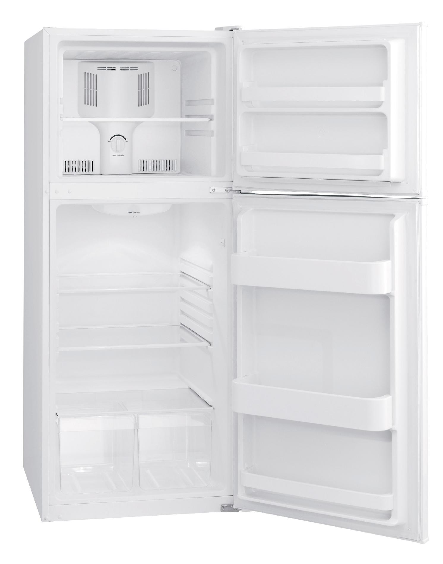 Frigidaire 11.5 cu. ft. Top-Freezer Refrigerator - White
