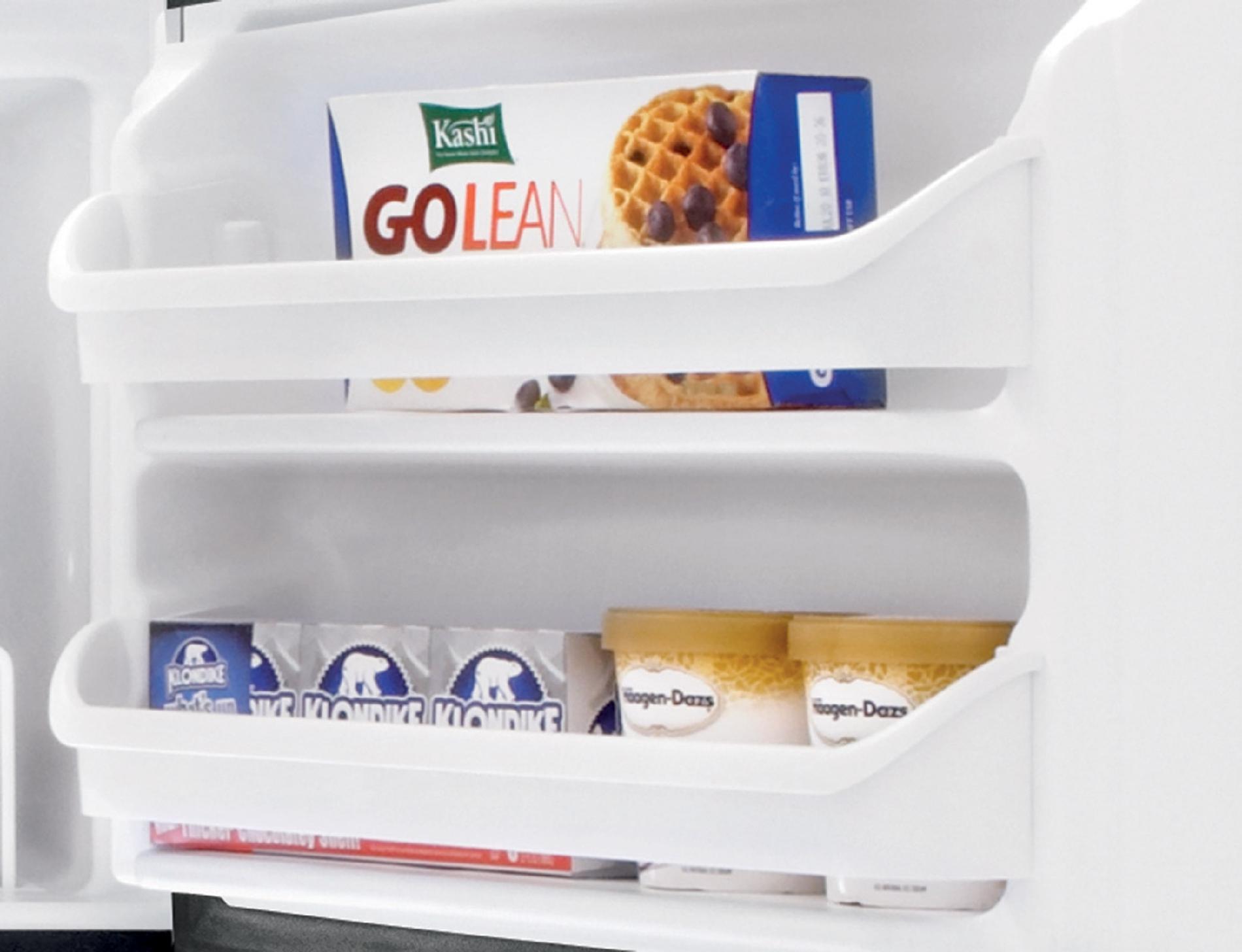 Frigidaire 14.8 cu. ft. Top-Freezer Refrigerator - Stainless Steel