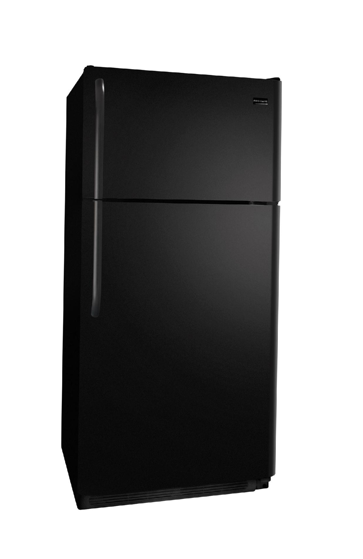 Frigidaire 18.2 cu. ft. Top-Freezer Refrigerator - Black