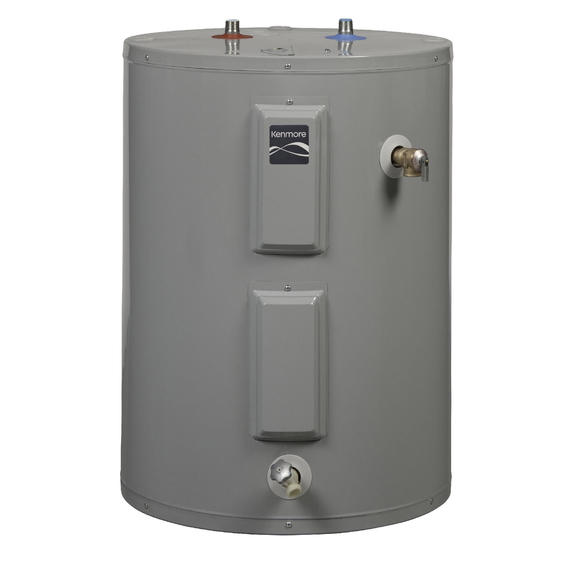 Kenmore 30 gal. Short 6-Year Electric Water Heater