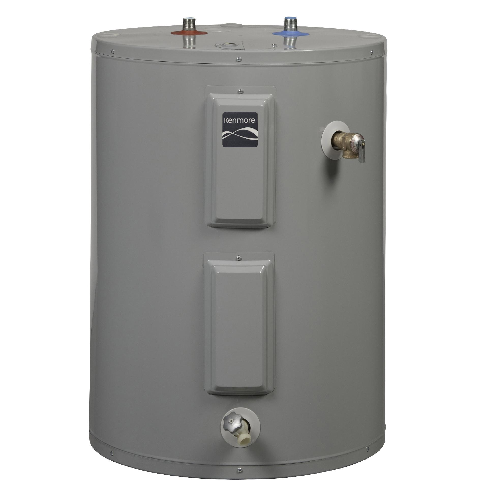 Kenmore 38 gal. Short 6-Year Electric Water Heater