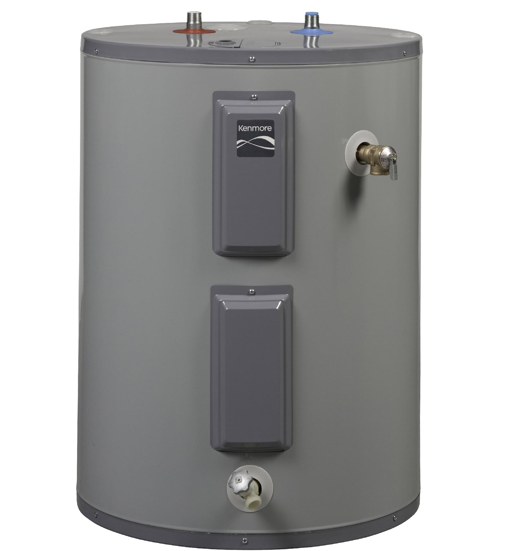 Kenmore 38 gal. Short 9-Year Electric Water Heater