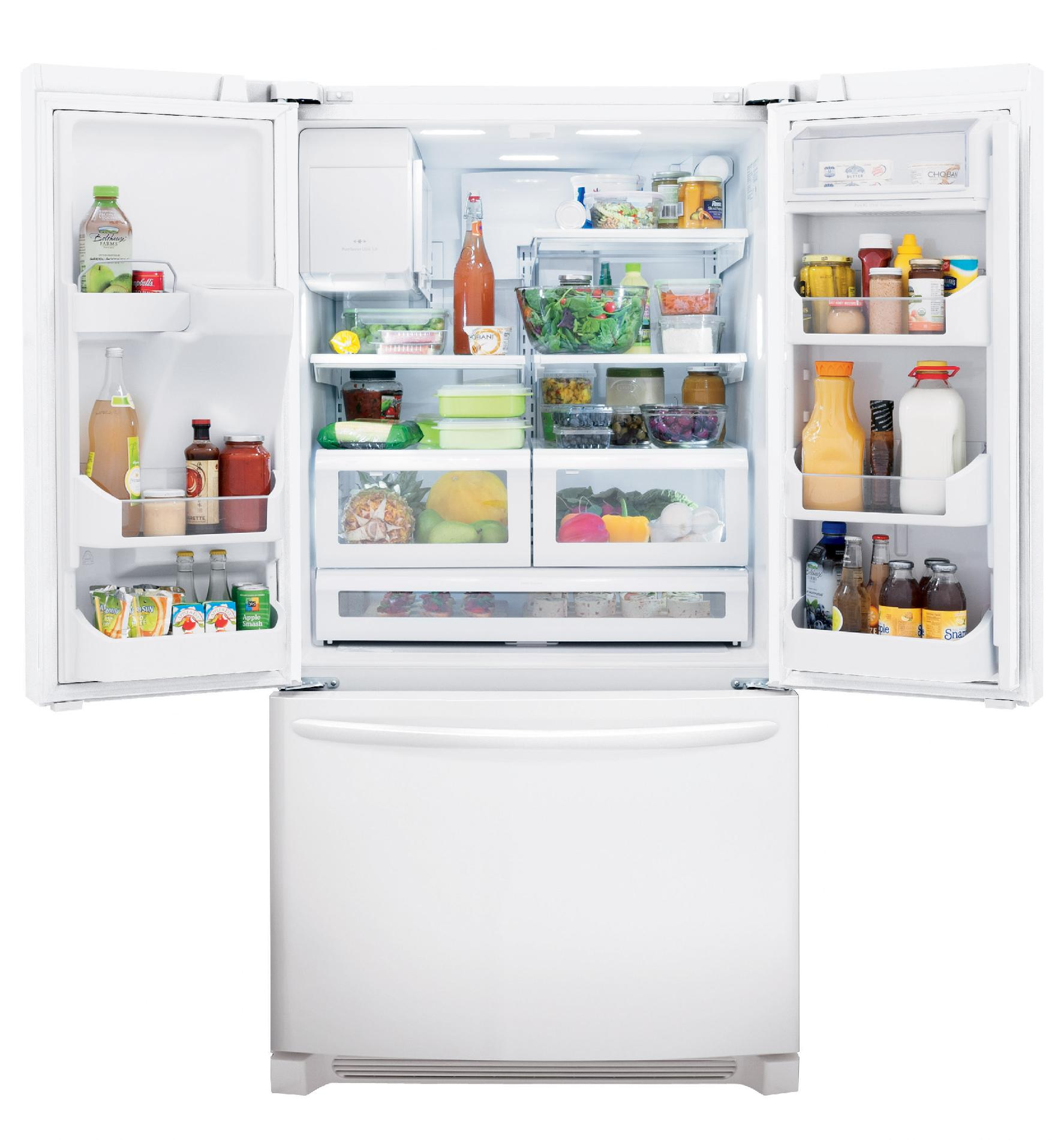 Frigidaire Gallery FGHB2866PP Gallery 27.9 cu. ft. French Door Refrigerator - Pearl White