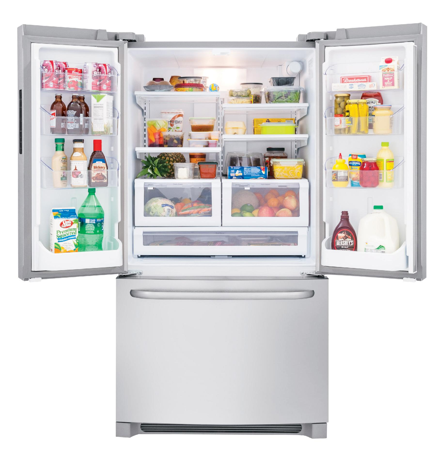Frigidaire FFHN2740PS 26.6 cu. ft. French Door Refrigerator - Stainless Steel