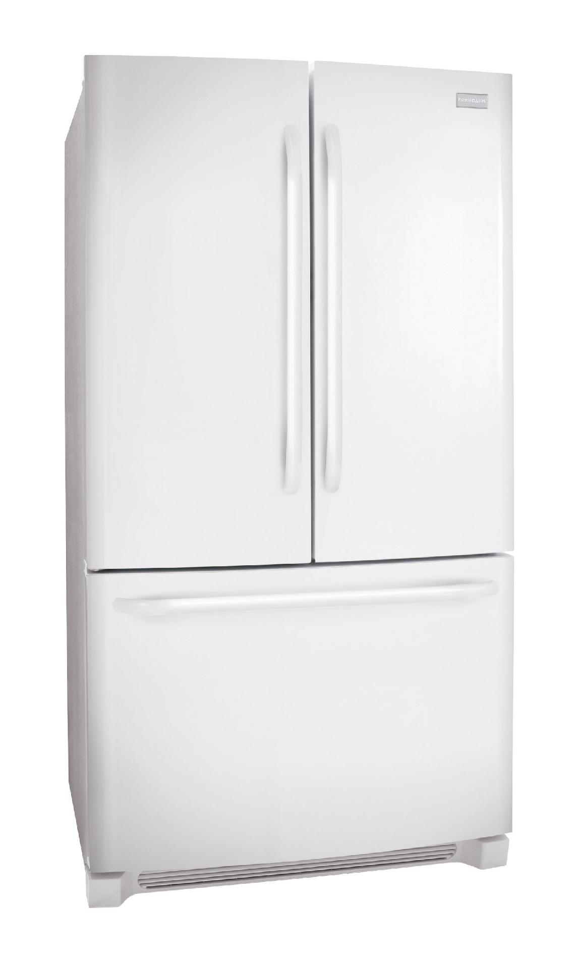 Frigidaire FFHN2740PP 26.6 cu. ft. French Door Refrigerator - Pearl White