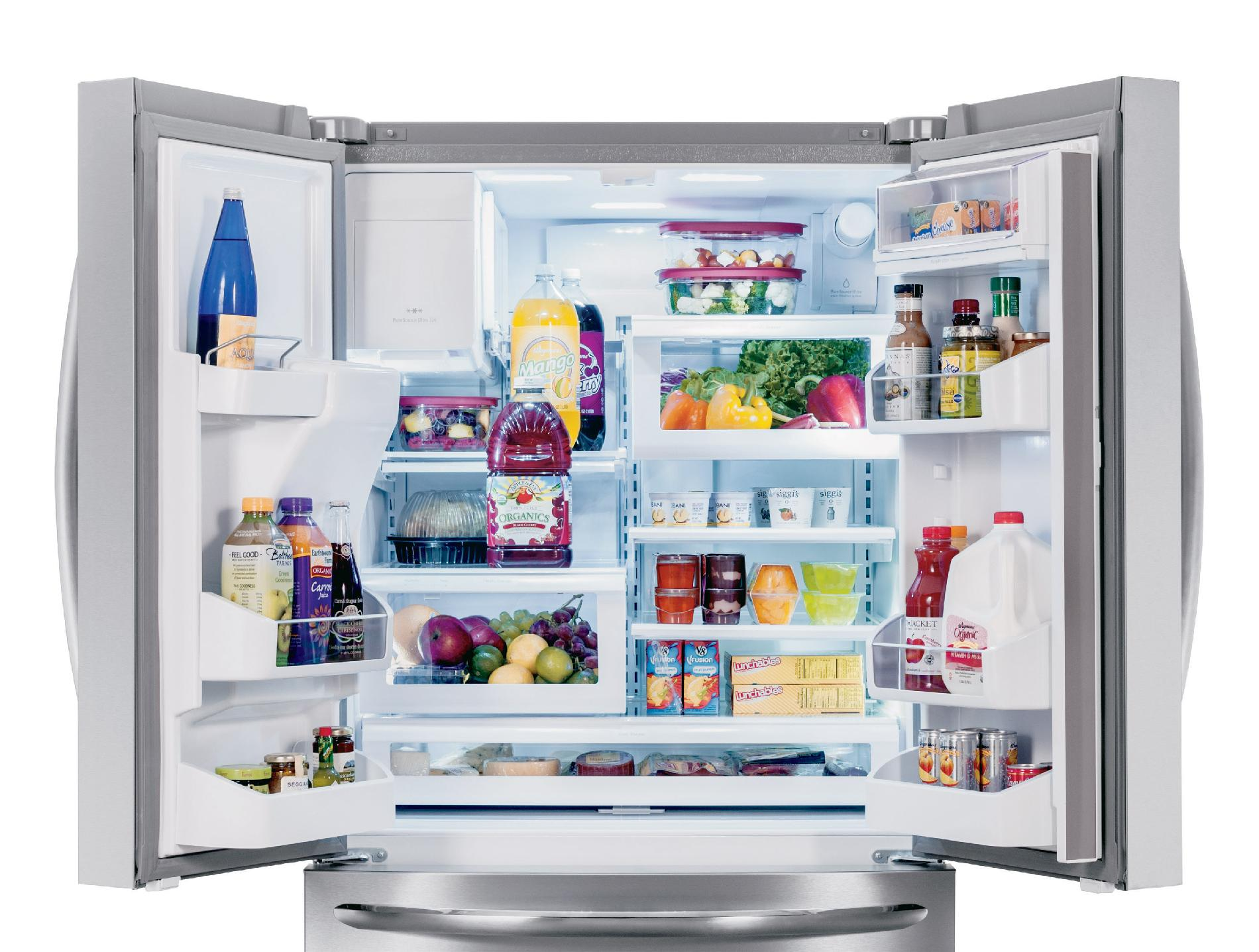 Frigidaire Gallery Gallery 27.9 cu. ft. French Door Refrigerator - Stainless Steel
