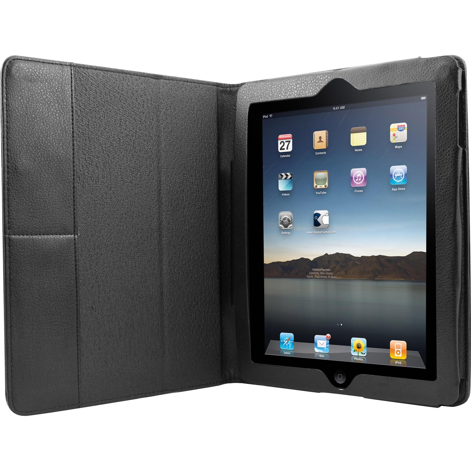 WOW Protective Case for iPad w/ Stand