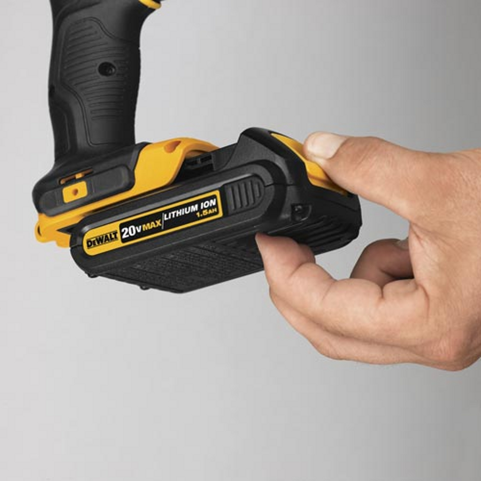 DeWalt 20 V MAX* Lithium Ion Compact Battery Pack (1.5 Ah)